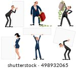 vector illustration of a... | Shutterstock .eps vector #498932065