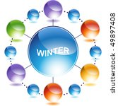 winter | Shutterstock .eps vector #49897408