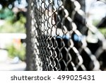 Steel Net Fence Perspective...