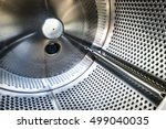 internal view of laundry...   Shutterstock . vector #499040035