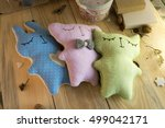 Stitched Stuffed Toys For...