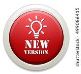 new version icon | Shutterstock .eps vector #499086415