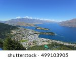 Queenstown And Lake Wakatipi...