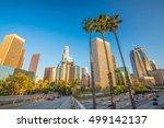 Downtown Los Angeles Skyline...