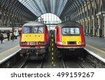 london uk   october 8  2016.... | Shutterstock . vector #499159267