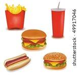photo realistic vector. big... | Shutterstock .eps vector #49917046