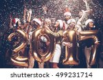 Happy New Year  Group Of...
