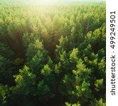 beautiful panoramic photo over...   Shutterstock . vector #499249501