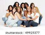 modelmix   Shutterstock . vector #49925377