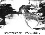 abstract ink background. marble ... | Shutterstock . vector #499268017