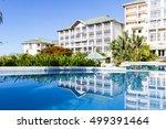 santa clara  panama  june 15 ... | Shutterstock . vector #499391464