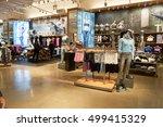 chicago  il   01 april  2016 ... | Shutterstock . vector #499415329