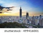 taipei  taiwan   october 2 ...   Shutterstock . vector #499416001