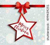Merry Christmas Card Template...