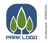 ecology  park  nature logo | Shutterstock .eps vector #499601341