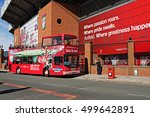 liverpool uk  17th september... | Shutterstock . vector #499642891