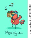 Happy New Year And Merry...