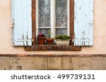 A Typical French Window With...