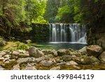 waterfall | Shutterstock . vector #499844119