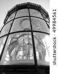 Glass Equipment Of Lighthouse...