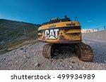 campo imperatore  italy  ... | Shutterstock . vector #499934989