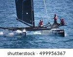 genoa  italy   september 25 ... | Shutterstock . vector #499956367
