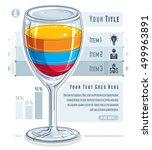 creative infographics... | Shutterstock .eps vector #499963891