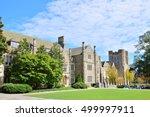 ancient building in duke... | Shutterstock . vector #499997911