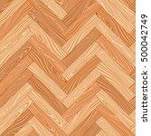 seamless parquet from a light... | Shutterstock .eps vector #500042749