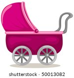 illustration of isolated baby...   Shutterstock . vector #50013082