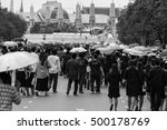 bangkok  thailand   oct 14 2016 ... | Shutterstock . vector #500178769