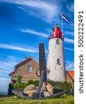 lighthouse of the former island ...   Shutterstock . vector #500222491