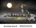 thailand concept   Shutterstock . vector #500234251