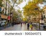 Barcelona  Spain   October 4 ...