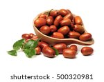 jujube or chinese date | Shutterstock . vector #500320981