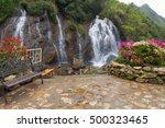Tien Sa Waterfall  Sa Pa  Sapa...