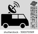 radio control car pictograph... | Shutterstock .eps vector #500370589