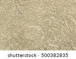 centered focus of crab hole and ... | Shutterstock . vector #500382835