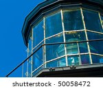 Cape Meares Lighthouse Glass...