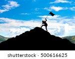 success concept | Shutterstock . vector #500616625