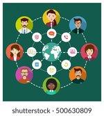 social networking design human...