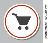 cart icon vector