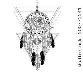 vector illustration of a... | Shutterstock .eps vector #500775541