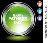 happy fathers day | Shutterstock .eps vector #50078851