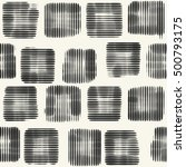 abstract irregular striped... | Shutterstock .eps vector #500793175