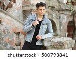 men | Shutterstock . vector #500793841