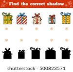 find the correct shadow ...   Shutterstock .eps vector #500823571