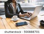 close up detail of... | Shutterstock . vector #500888701