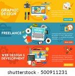 graphic design   webdesign ... | Shutterstock .eps vector #500911231