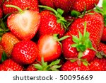 strawberries | Shutterstock . vector #50095669